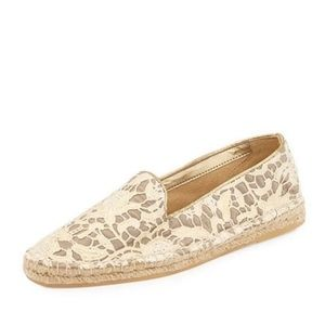 Cole Haan- Palermo Lace Espadrille Loafer - 7.5 B